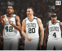 Gordon Hayward has agreed to a 4-year, $128M deal with the Boston Celtics, per Shams Charania.: B-R  CELTICS  4. Gordon Hayward has agreed to a 4-year, $128M deal with the Boston Celtics, per Shams Charania.