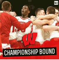 Wisconsin hands Kentucky their only loss of the season, winning 71-64 to advance to face Duke in the National Championship Game!: b/r  CO  CHAMPIONSHIP BOUND Wisconsin hands Kentucky their only loss of the season, winning 71-64 to advance to face Duke in the National Championship Game!