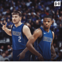 Dallas Mavericks, Dallas, and Selected: B R  DRLNS Luka Doncic is selected at No. 3 and will be traded to the Dallas Mavericks