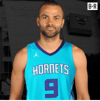 Tony Parker will be wearing new colors for the first time in his NBA career 👀  (from B/R and American Express): B R  ec  CENTE  ORNETS  HORDETS Tony Parker will be wearing new colors for the first time in his NBA career 👀  (from B/R and American Express)