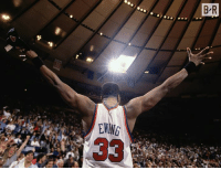 Today, Legend, and Patrick Ewing: B-R  EWING Patrick Ewing turns 56 today. The NY legend was a FORCE in his prime 🗽