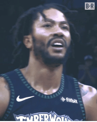 Roses, One, and For: B R  fitbit Derrick Rose's 50 point outburst was one for the ages 🌹