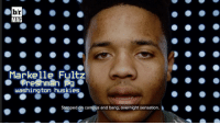Sports, Banging, and Washington: b/r  MAG  elle Fultz  Marke freshman Pg  washington huskies  Stepped on campus and bang, overnight sensation. Want to make your trick-shot video go viral? Just follow Markelle Fultz's three easy steps.