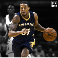 Nba, Http, and Living: B-R  MAG  NEW ORLEM  DNIaTd Gunned down at the age of 23, Bryce Dejean-Jones died living his dream as an NBA player. #BRmag ➡️ http://ble.ac/2qsxsCf