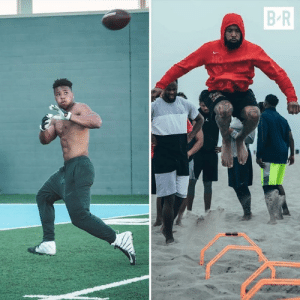 Everything you see on Sundays starts in the offseason.  NFL stars put in work this summer 💪: B R  NO  PHOTO Everything you see on Sundays starts in the offseason.  NFL stars put in work this summer 💪