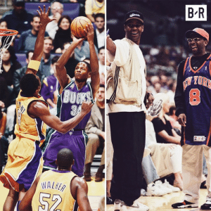 21 years ago today, Spike Lee released He Got Game  ▪️ Kobe didn't audition because he wanted to train all summer  ▪️ Spike asked Ray Allen to audition after watching him at MSG in '97  ▪️ It was scripted for Denzel to lose 11-0, but he scored because he refused to get zipped: B R  NYORK 21 years ago today, Spike Lee released He Got Game  ▪️ Kobe didn't audition because he wanted to train all summer  ▪️ Spike asked Ray Allen to audition after watching him at MSG in '97  ▪️ It was scripted for Denzel to lose 11-0, but he scored because he refused to get zipped