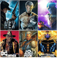 Disney, Memes, and Best: B R O L I N  IGLOOC ARMEL. UNITE  JUNE 18  CENTURY  omits  DIO JoshBrolin is officially the First Actor to be Cast in All 3 Competing ComicBook Movie Companies. 😱 He played JonahHex ( DCComics - WB Film), He Now Plays Thanos ( MarvelStudios - Disney Film) and he has Recently Signed on as Cable ( 20thCenturyFox - Marvel) ! Comment Below which Role you think he played the Best, Can't wait to see him in DeadPool2…and The XForce Movie ! MarvelCinematicUniverse 💥 MCU 🔥