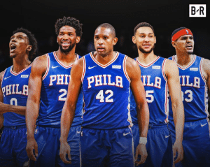 Philly, Phi, and New: B R  PHI PHILA ILA  5  ILA  3  Subrees  HILA  22  42 That new Philly five 🔔