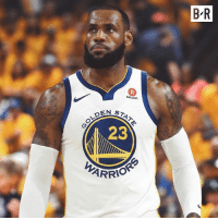 "According to reports, ""LeBron James would ""listen"" to the Warriors this offseason if they could create a max salary slot"". Thoughts? 🏀😳🤔 @BleacherReport @KingJames WSHH: B R  Rakuten  EN ST  STAT  23  ARRIO According to reports, ""LeBron James would ""listen"" to the Warriors this offseason if they could create a max salary slot"". Thoughts? 🏀😳🤔 @BleacherReport @KingJames WSHH"