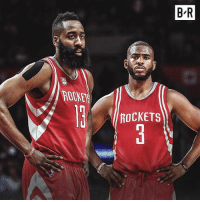 CP3 and James Harden team up in Houston, per Adrian Wojnarowski.: B-R  ROCKET  ROCKETS CP3 and James Harden team up in Houston, per Adrian Wojnarowski.