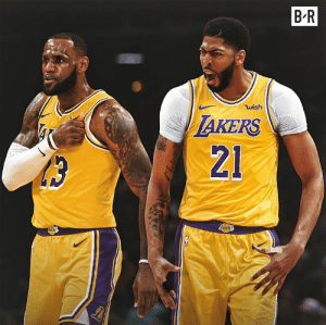 Los Angeles Lakers, Anthony Davis, and Brandon Ingram: B.R  wish  AKERS  21 BREAKING: Anthony Davis is headed to the Lakers for Lonzo Ball, Brandon Ingram, Josh Hart and 3 1st round picks, including No. 4 overall pick in 2019 draft, per Adrian Wojnarowski