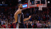 Sports, The Game, and Struts: b What was better from Marc Gasol: the game-winning shot or the strut?