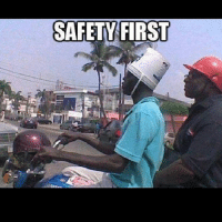 Friends, Funny, and Tagged: SAFETY FIRST 😂 follow @waltay 😂 and TAG 4 FRIENDS that you think would do this 😭
