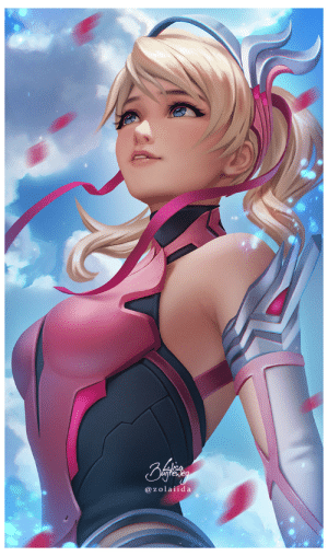 zolaida: Pink MercyI was super happy to be able to support the Breast Cancer Research by buying her  amazing Pink skin and t-shirt! I just had to draw my beautiful main 🎀 twitter ✧ deviantart ✧ prints ✧ facebook ✧ artstation ✧ instagram ✧ paigeeworld   ✧ gumroad   : Ba  @zolaiida zolaida: Pink MercyI was super happy to be able to support the Breast Cancer Research by buying her  amazing Pink skin and t-shirt! I just had to draw my beautiful main 🎀 twitter ✧ deviantart ✧ prints ✧ facebook ✧ artstation ✧ instagram ✧ paigeeworld   ✧ gumroad