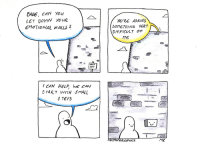 Help, Asking, and Dow: BABE, CAN You  LET DOW YouR  EMOTIONAL WALLS 2  YURE ASKING  SOMETHING VERY  DIFFICULT OF  OUT  ICAN HELP We CAN  S TART WITH SMALL  S TEPS  MR Brick by brick in reverse  https://hotpapercomics.com/