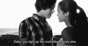 World, Baby, and Net: Baby, you light up my world like nobody else. https://iglovequotes.net/