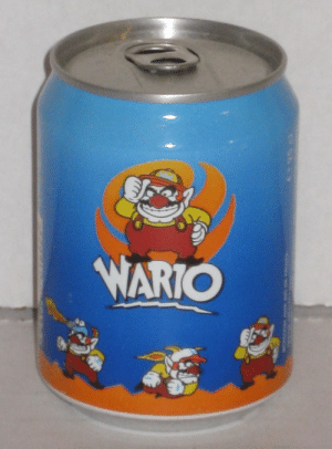 Doctor, eBay, and Nintendo: babylonian: retrogamingblog: Wario Soda released in France in 1996 there could be a doctor standing in the room pleading with me not to drink it for fear that this expired 1996 Wario soda would kill me and i would still crack this open and chug the entire thing on sight