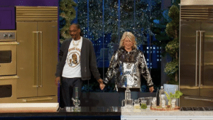 Back in the kitchen tomorrow with my girl Martha Stewart n the homies Matthew McConaughey, Method Man & Isla Fisher! catch Martha & Snoop's Potluck Dinner Party Challenge tomorrow 10/9c on VH1!!: Back in the kitchen tomorrow with my girl Martha Stewart n the homies Matthew McConaughey, Method Man & Isla Fisher! catch Martha & Snoop's Potluck Dinner Party Challenge tomorrow 10/9c on VH1!!