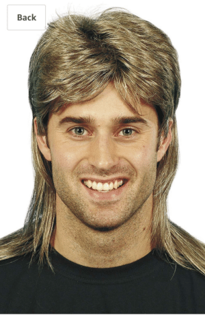 Makes me think Billy Ray Cyrus for some reason: Back Makes me think Billy Ray Cyrus for some reason
