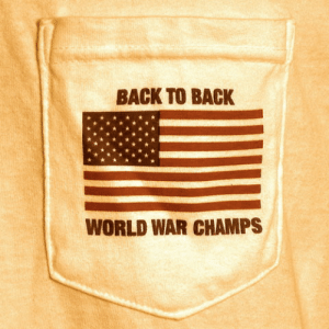 Back to Back, World, and Back: BACK TO BACK  WORLD WAR CHAMPS We goin for that 3peatUSA