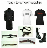 """""""back to school"""" supplies  NATURAL  SELECTION  WRATH !!Edgy post...!! (follow partner @dailyvariation) Thanks for all the support & love!❤ ➖➖➖➖➖➖➖➖➖➖➖➖➖➖➖ Road to 21K followers!💪 ➖➖➖➖➖➖➖➖➖➖➖➖➖➖➖ Feel free to DM me!☺ ➖➖➖➖➖➖➖➖➖➖➖➖➖➖➖ Feedback is always welcome!😉 ➖➖➖➖➖➖➖➖➖➖➖➖➖➖➖ Go check out my partners!👥 @zup3rtrick3r @callofjokes.ig @dailycodlaughs @social.memez @no.life.memes @fuck_your_clan_bruh @exo.slide @jaxramse @game.and.memes @leisure.memes ➖➖➖➖➖➖➖➖➖➖➖➖➖➖➖ Hashtags😅 (ignore) cod codmemes infinitewarfare treyarch infinityward sledgehammergames playstation xbox pc bo3 codww2 gta5 relatable mlg e3 gaming dank mwr edgy gamers games memes meme mountaindew doritos optic faze modernwarfare battlefield1 callofduty"""