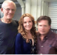 back to the future reunion photo: back to the future reunion photo
