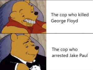 Bad Cop, Good Cop by ANCAP42069 MORE MEMES: Bad Cop, Good Cop by ANCAP42069 MORE MEMES