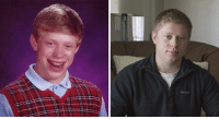 Bad, Memes, and Luck: Bad Luck Brian (Kyle Craven) #memes #celebrities #badluckbrian #badluck