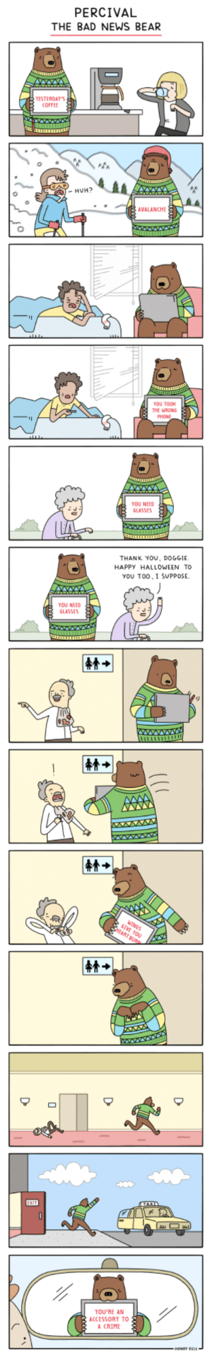 Bad News Bear: Part Six: Bad News Bear: Part Six