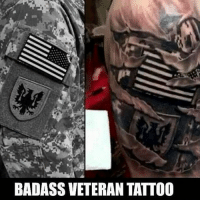 Got to admit it's badass for sure 🇺🇸💪🏻 - ❎ DOUBLE TAP pic 🚹 TAG your friends 🆘 DM your Pics-Vids 📡 Check My IG Stories👈 - - - ArmyStrong Sailor Marine Veterans Military Brotherhood Marines Navy AirForce CoastGuard UnitedStates USArmy Soldier NavySEALs airborne socialmedia - operator troops tactical Navylife tattoo USMC Veteran: BADASS VETERAN TATTOO Got to admit it's badass for sure 🇺🇸💪🏻 - ❎ DOUBLE TAP pic 🚹 TAG your friends 🆘 DM your Pics-Vids 📡 Check My IG Stories👈 - - - ArmyStrong Sailor Marine Veterans Military Brotherhood Marines Navy AirForce CoastGuard UnitedStates USArmy Soldier NavySEALs airborne socialmedia - operator troops tactical Navylife tattoo USMC Veteran