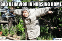 imgur meme of the day!: BADBEHAVIOR IN NURSINGHOME  REborn CON imgur meme of the day!