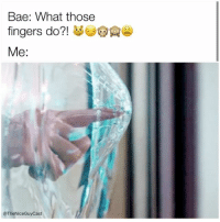 """Bae, Lol, and Memes: Bae: What those  fingers do?!  Me:  @TheNiceGuyCast You're not a true nerd until you reference nerdy things when a girl is trying to flirt you lol. -- """"Her: what those fingers do? 😏 Me: you watch that JL trailer? Remember that scene where..."""" Lol... 😭😭 [Like•Follow•Play•@TheNiceGuyCast]"""