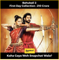 25+ Best Bahubali 2 First Day Collection Memes | First Day