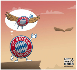 Bayern Munich says goodbye to it's golden wings 😢 (📷: @FootyToonz ) https://t.co/nC37edYWRN: BAK  RIBERY  ROBBEN  YER  TOONZ  @footytoonz Bayern Munich says goodbye to it's golden wings 😢 (📷: @FootyToonz ) https://t.co/nC37edYWRN