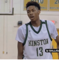 Memes, School, and Boys: BALL BOYS  KINSTON  ti BALLISL Brandon Ingram was the filthiest big man in high school! 🔥😨 LakersNation @ballislife