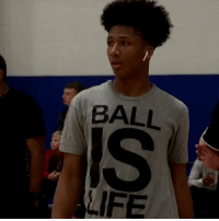 Ball Is Life, Life, and Memes: BALL  IS  LIFE 8th Grader Mikey Williams was in his 🎒tonight in OT thriller #ballislife https://t.co/vGqjt3IIbb