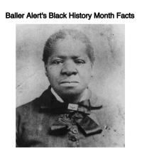 "Memes, Ballers, and 🤖: Baller Alert's Black History Month Facts Baller Alert's Black History Month Facts- blogged by- @peachkyss ⠀⠀⠀⠀⠀⠀⠀⠀⠀ ⠀⠀⠀⠀⠀⠀⠀⠀⠀ Did you know that BridgetBiddyMason was one of the first African American women to buy property in America? ⠀⠀⠀⠀⠀⠀⠀⠀⠀ ⠀⠀⠀⠀⠀⠀⠀⠀⠀ When Bridget ""Biddy"" Mason began purchasing property, she used the land for gardening and built small, wooden houses to rent for additional income. She did this for the next 18 years. ⠀⠀⠀⠀⠀⠀⠀⠀⠀ ⠀⠀⠀⠀⠀⠀⠀⠀⠀ Bridget moved to her own land in 1884, sold the initial piece for $1,500 and built a commercial building on another part. She rented out storerooms on the first floor and lived with her family on the second. The neighborhood developed quickly. And by the late 1800's Biddy was the wealthiest African American woman in L.A. ⠀⠀⠀⠀⠀⠀⠀⠀⠀ ⠀⠀⠀⠀⠀⠀⠀⠀⠀ Bridget didn't just sit on her money. She made sure to uplift others by starting a travel's aid center and an elementary school for Black children. In 1872, she was instrumental in founding the city's First African Methodist Episcopal church, the first Black church in L.A. She donated the land where the church was built. ⠀⠀⠀⠀⠀⠀⠀⠀⠀ ⠀⠀⠀⠀⠀⠀⠀⠀⠀ On January 15, 1891, Bridget ""Biddy"" Mason passed away and had amassed a fortune of $300,000. bablackhistory"