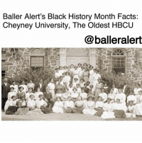 Baller Alert's Black History Month Facts: Cheyney University, The Oldest HBCU - Blogged By @peachkyss⠀⠀⠀⠀⠀⠀⠀ ⠀⠀⠀⠀⠀⠀⠀ ⠀⠀⠀⠀⠀⠀⠀ Historically Black Colleges and Universities (HBCU) we're established to serve the educational needs for Black Americans. In the early 1800s and prior to, blacks were denied admission to white institutions. Due to being denied an education, HBCUs for were established to provide postsecondary education to black Americans. ⠀⠀⠀⠀⠀⠀⠀ ⠀⠀⠀⠀⠀⠀⠀ The Oldest HBCU is Cheyney University of Pennsylvania. Cheyney was founded in 1837. In the beginning, the school was known as the Institute for Colored Youth. ⠀⠀⠀⠀⠀⠀⠀ ⠀⠀⠀⠀⠀⠀⠀ Cheyney was funded by a Quaker Philanthropist, Richard Humphreys. After arriving to Philadelphia from the West Indies, Humphreys wasn't pleased with the struggles that African Americans had to go through after being turned down for jobs due to their lack of education. Humphreys dedicated one-tenth of his estate to the establishment of the school which would address the need and urgency of an education.: Baller Alert's Black History Month Facts:  Cheyney University, The Oldest HBCU  @balleralert Baller Alert's Black History Month Facts: Cheyney University, The Oldest HBCU - Blogged By @peachkyss⠀⠀⠀⠀⠀⠀⠀ ⠀⠀⠀⠀⠀⠀⠀ ⠀⠀⠀⠀⠀⠀⠀ Historically Black Colleges and Universities (HBCU) we're established to serve the educational needs for Black Americans. In the early 1800s and prior to, blacks were denied admission to white institutions. Due to being denied an education, HBCUs for were established to provide postsecondary education to black Americans. ⠀⠀⠀⠀⠀⠀⠀ ⠀⠀⠀⠀⠀⠀⠀ The Oldest HBCU is Cheyney University of Pennsylvania. Cheyney was founded in 1837. In the beginning, the school was known as the Institute for Colored Youth. ⠀⠀⠀⠀⠀⠀⠀ ⠀⠀⠀⠀⠀⠀⠀ Cheyney was funded by a Quaker Philanthropist, Richard Humphreys. After arriving to Philadelphia from the West Indies, Humphreys wasn't pleased with the struggles that African Americans had to go through after being turned down for jobs due to their lack of education. Humphreys dedicated one-tenth of his estate to the establishment of the school which would address the need and urgency of an education.