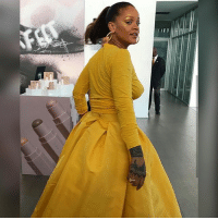 Memes, Party, and Rihanna: BallerAlert - spotted - Rihanna at her launch party for her new cosmetics line, FentyBeauty (swipe)