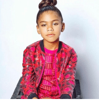 Memes, 🤖, and Cali: Ballerbabies - The Game's daughter Cali ❤ thegame ballerbaby
