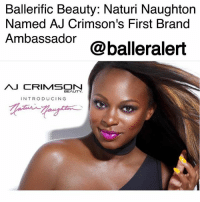 "Beautiful, Cute, and Girls: Ballerific Beauty: Naturi Naughton  Named AJ Crimson's First Brand  Ambassador @balleralert  AJ CRIMSON  BEAUTY  INTRODUCING Ballerific Beauty: Naturi Naughton Named AJ Crimson's First Brand Ambassador-blogged by- @peachkyss ⠀⠀⠀⠀⠀⠀⠀⠀⠀ ⠀⠀⠀⠀⠀⠀⠀⠀⠀ NaturiNaughton can now add brand ambassador on her resumé along with songstress and actress. Naughton made her debut in the early 2000's with R&B girl group, 3LW. The songstress then broke into the film industry with her debut role in the movie 'Notorious' and now she's a star on the hit show 'Power.' ⠀⠀⠀⠀⠀⠀⠀⠀⠀ ⠀⠀⠀⠀⠀⠀⠀⠀⠀ Most recently, Naughton has teamed up with cosmetic company AJCrimson Beauty as their first ever brand ambassador. The collection will feature a three-piece lip gloss collection composed of bold colors created for the confident and daring woman. The colors are ""She's Everything"", ""Ooh…I'm Cute"" and ""Power Play."" The lip glosses will retail for $22 each. ⠀⠀⠀⠀⠀⠀⠀⠀⠀ The cosmetic brand chose Naturi as their ambassador because she ""embodies"" the message the brand stand for. The brand is about uplifting and celebrating women of all ethnicities while encouraging them to embrace their unique beauty and realize their boundless potential."" ⠀⠀⠀⠀⠀⠀⠀⠀⠀ ""I couldn't be more thrilled to partner with AJ Crimson on this signature lip gloss collection. I think it's so important – especially now that I have a little girl of my own – to remind women to celebrate themselves in all their many hues and shades,"" says Naughton. ⠀⠀⠀⠀⠀⠀⠀⠀⠀ The actress continued, ""As a child and even during my time as a professional singer, people mocked my complexion, lips, and so much more. It weighed me down, but I'm glad we're living in a time when we can make sure all girls know how beautiful they are and that they should be celebrated."" ⠀⠀⠀⠀⠀⠀⠀⠀⠀ Will you be adding Naturi's collection to your makeup kit?"