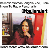 """Charlamagne, Charlamagne Tha God, and Children: Ballerific Woman: Angela Yee, From  Intern To Radio Personality  @balleralert  Read  More: www.balleralert.com Ballerific Woman: Angela Yee, From Intern To Radio Personality q- blogged by @MsJennyb ⠀⠀⠀⠀⠀⠀⠀ ⠀⠀⠀⠀⠀⠀⠀ In a perfect world, men and women would receive equal pay. African American women would be presented the same opportunities as their white counterparts. Rejection would be based on qualifications rather than race. ⠀⠀⠀⠀⠀⠀⠀ ⠀⠀⠀⠀⠀⠀⠀ Unfortunately, this world is far from perfect, however, there are people, more specifically women, who have dedicated their time, money and education to make a positive change. They've used their experiences and their encounters with injustices to fight and-or create more opportunities for their children and their children's children, in an effort to make the world a better place. They've put our pain and problems on their backs and created space for change, new opportunities for our brothers and sisters to excel and succeed in a world that is designed against us. This is BlackExcellence. These are BallerificWomen. ⠀⠀⠀⠀⠀⠀⠀ ⠀⠀⠀⠀⠀⠀⠀ One of those special individuals is AngelaYee, who is best known for her work as a radio personality and podcast host. Yee's most popular platform is the nationally syndicated morning show """"The Breakfast Club"""" alongside DJ Envy and Charlamagne Tha God. ⠀⠀⠀⠀⠀⠀⠀ ⠀⠀⠀⠀⠀⠀⠀ The host launched her career shortly after graduation from Wesleyan University, jumping right into an internship with Wu-Tang Management to assist CEO, Divine. She also penned all the skits on GZA's second studio album, using her writing degree as a driving force to complete the project. However, that was just the beginning of Yee's media success. ⠀⠀⠀⠀⠀⠀⠀ ⠀⠀⠀⠀⠀⠀⠀ She then went on to work for Paul Rosenberg and Eminem for Shady Limited, before moving to the radio market on Sirius Satellite. From the marketing department to on-air personality, Yee hosted 'Lip Service' and......to read the rest l"""