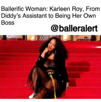 Bad, Children, and Fabolous: Ballerific Woman: Karleen Roy, From  Diddy's Assistant to Being Her Own  Boss  @balleralert Ballerific Woman: Karleen Roy, From Diddy's Assistant to Being Her Own Boss- blogged by @peachkyss ⠀⠀⠀⠀⠀⠀⠀ ⠀⠀⠀⠀⠀⠀⠀ In a perfect world, men and women would receive equal pay. African American women would be presented the same opportunities as their white counterparts. Rejection would be based on qualifications rather than race. ⠀⠀⠀⠀⠀⠀⠀ ⠀⠀⠀⠀⠀⠀⠀ Unfortunately, this world is far from perfect, however, there are people, more specifically women, who have dedicated their time, money and education to make a positive change. They've used their experiences and their encounters with injustices to fight and-or create more opportunities for their children and their children's children, in an effort to make the world a better place. They've put our pain and problems on their backs and created space for change, new opportunities for our brothers and sisters to excel and succeed in a world that is designed against us. This is BlackExcellence. These are BallerificWomen. ⠀⠀⠀⠀⠀⠀⠀ ⠀⠀⠀⠀⠀⠀⠀ One of those special individuals is KarleenRoy, who went from being Diddy's assistant to being her own boss. ⠀⠀⠀⠀⠀⠀⠀ ⠀⠀⠀⠀⠀⠀⠀ Karleen Roy is the founder of The Vanity Group, which is a luxury life's management company that specializes in event planning, luxury concierge services and talent relations. ⠀⠀⠀⠀⠀⠀⠀ ⠀⠀⠀⠀⠀⠀⠀ Roy was Diddy's Assistant for six years before realizing she was ready for the next chapter in her life. After leaving Bad Boy, former colleagues began reaching out to Roy to secure talent for red carpet events and planning events. That's when Karleen realized that everything she was doing was a business venture. ⠀⠀⠀⠀⠀⠀⠀ ⠀⠀⠀⠀⠀⠀⠀ Karleen Roy has worked with many clients from Diddy, Kobe Bryant, Fabolous, and many more. Roy was able to turn something she loves into her very own business. Now that's a Ballerific Woman!