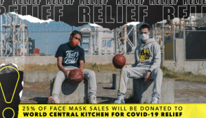 Ballislife & @official2HYPE have donated over $30k so far through mask/apparel sales to @WCKitchen, which helps feed families & restaurants.   Just a small role in helping people during these uncertain times.  Cop Mask: https://t.co/uRCyp3QTtm  Shop Store: https://t.co/ZJGgSzAjKf https://t.co/kF29xKcjRD: Ballislife & @official2HYPE have donated over $30k so far through mask/apparel sales to @WCKitchen, which helps feed families & restaurants.   Just a small role in helping people during these uncertain times.  Cop Mask: https://t.co/uRCyp3QTtm  Shop Store: https://t.co/ZJGgSzAjKf https://t.co/kF29xKcjRD