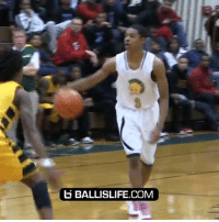 Chicago, Chicago Bulls, and Memes: BALLISLIFE.COM Just 5'3 as a HS freshman near Chicago, Tyler Ulis was constantly overlooked. He went on to set school records at Marian Catholic (2,335 points, 578 assists). Tonight @tulis3 will be in uniform with his hometown Chicago Bulls! https://t.co/Xo4LemnUwK