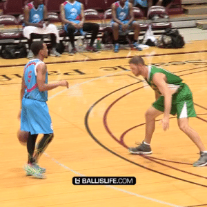Yooo I'm not sure what you would even call this move but it was nasty!! (and probably illegal but who cares) https://t.co/CV3NX6NIx9: BALLISLIFE.COM Yooo I'm not sure what you would even call this move but it was nasty!! (and probably illegal but who cares) https://t.co/CV3NX6NIx9