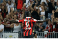 86' - Balotelli scores the winner 87' - Balotelli gets a yellow 90' - Balotelli gets sent off  There's only one Super Mario.: BALOTLI  ORNO  9 86' - Balotelli scores the winner 87' - Balotelli gets a yellow 90' - Balotelli gets sent off  There's only one Super Mario.
