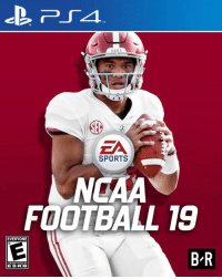 College football is BACK  Now bring back this game 🎮: BAMA  SPORTS  NCAA  FOOTBALL 19  EVERYONE  B-R  ESRB College football is BACK  Now bring back this game 🎮