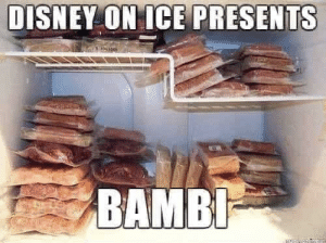 Bambi = Dead by Liverpool109 MORE MEMES: Bambi = Dead by Liverpool109 MORE MEMES