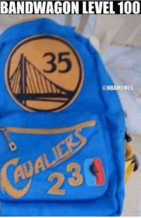 Taking bandwagon to a whole new level...: BANDWAGON LEVEL 100  NBAMEMES Taking bandwagon to a whole new level...